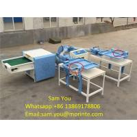 Buy cheap Polyester opening machine pillow filling machine with auto loosen part high capacity from wholesalers