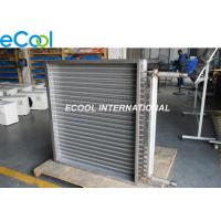Buy cheap 2.7m Max Width Fin And Tube Heat Exchanger High Corrosion Resistance from wholesalers