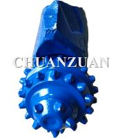 Buy cheap oil water well hole opener sing cone bit with Steel Tooth Tricone Bit Cutters product