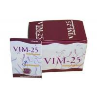 Buy cheap Vim-25 Fast - Acting Natural Male Enhancement Pillsl Herbal For Health Care from wholesalers