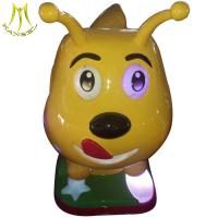 Buy cheap Hansel carnival rides for sale coin operated fiberglass kiddie ride for sale from wholesalers