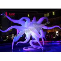 Buy cheap McQueen inflatable led light Decoration Adapter Blower quote CE / SGS from wholesalers