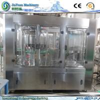 Buy cheap Siemens PLC System juice bottling machine for Flavoured Beverage Production Line from Wholesalers