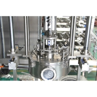 Buy cheap SUS304 220L Aseptic Bag Filling Machine For Ketchup product