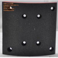 Buy cheap Brake lining 19487 benz from wholesalers