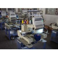 Buy cheap High Speed Automatic Embroidery Machine , Multi - Languages 1 Head Embroidery Machine New from wholesalers