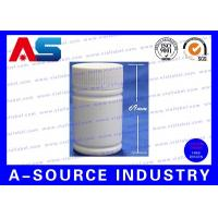 Buy cheap Medicine 50ml Plastic Pill Bottles 69mm Tall 38mm Wide Plastic Pill Containers from wholesalers