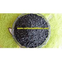Buy cheap Graphite Petroleum Coke 98.5% High F. C Carburetant For Smelting iron from wholesalers