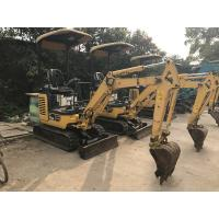 Buy cheap More Units Used Komatsu Mini Excavator PC18MR-2 1.8 Tonne 15HP Engine Power from wholesalers