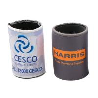 Buy cheap Multi Color Beer Can Cooler Bag Customized Size With Heat Preservation from wholesalers