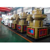 Alfalfa biomass pellet production line t h make wood