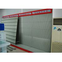Buy cheap Steel Supermarket Display Racks , Commercial Display Shelves For Book from wholesalers