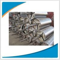 Buy cheap Belt conveyor stainless steel bend pulley tail pulley from wholesalers