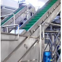 Buy cheap Carbon Steel Clapboard Elevator Fruit And Vegetable Processing Equipment 6Ton / Hour from wholesalers