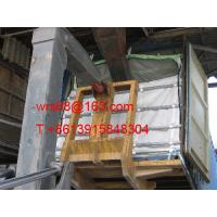 Buy cheap UV Treated Fabric Bulk Container Liner bag with 2 / 3 loops , dry bulk liner from wholesalers
