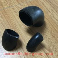 Buy cheap Stainless steel food grade 304l / 316l welding elbow pipe fitting product
