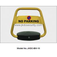 Buy cheap New medol waterproof Remote control parking lock JKDC-BW-10 from wholesalers