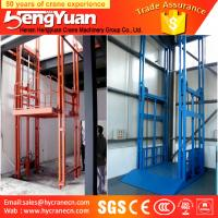Buy cheap 300-3000KG guide rail lift /telescopic lift /car lift hydraulic cylinder from wholesalers