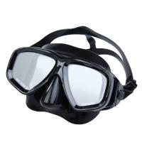 Buy cheap Anti Fog Adult Diving Mask With Optical Lens , Professional Silicone Diving Mask from wholesalers