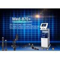 Buy cheap Co2 Fractional Laser Skin Resurfacing Equipment Built-in Circulating Water Cooling from wholesalers