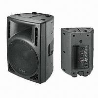 Buy cheap Plastic Active Speaker Box, 10 Inches 2-way from wholesalers
