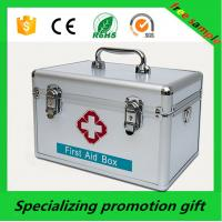Buy cheap Household Emergency Promotional Tool Kits Aluminium Alloy First aid kit from wholesalers
