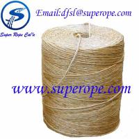 Buy cheap high quality sisal twine from wholesalers