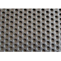 Buy cheap punched Perforated Stainless Steel Plate , 316L Steel Perforated Sheet from wholesalers