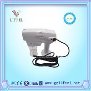 China 2016 portable nano steam gun mirco nano spray hair care hair perming and dying beauty equipment on sale