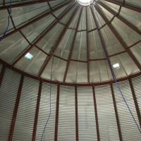 Buy cheap 1000 Ton Grain Silo For Grain Maize Wheat Paddy from wholesalers