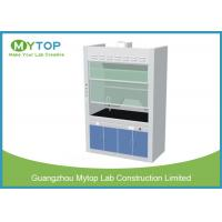 Buy cheap Chemical Resistance Laboratory Fume Hood / Fume Cupboard Anti - Corrosion from wholesalers