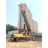 Buy cheap TYSIM KR80A Hydraulic Rotary Bored Piling Rig Machine With 80 KN.M Max Torque Bored Hole Pile Machine from wholesalers