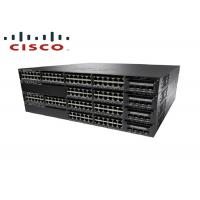 Buy cheap POE Supported Cisco Nexus 3548 Switch , Cisco 48 Port Managed Switch N3K-C3548P-10GX from wholesalers