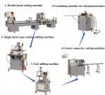 Buy cheap Corner crimping machine for aluminium window from wholesalers
