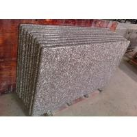 Buy cheap G664 Bainbrook Brown Granite Look Countertops With Rounded Corners from wholesalers