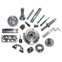 Polishing Surface CNC Turning Parts , Machining Aluminum Parts Custom Size