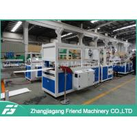 Buy cheap Pvc Ceiling Panel Making Machine , Pvc Ceiling Production Line Easy Operation product