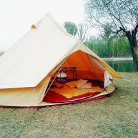 Buy cheap Beijing Unistrengh Playdo 5m cotton canvas bell tent from wholesalers