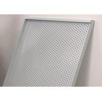 China Perforated Mesh Sheets Round Hole Chicken Wire Mesh / Expanded Metal Mesh on sale