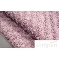 Buy cheap Dry Fast Cotton Face Cloths , Face Wash Cloths Blue / Pink / Green Color from wholesalers