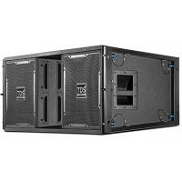 Buy cheap Double 15inch Large Live Sound Pa Systems 116 db Fullsize High Output Concert Audio from wholesalers
