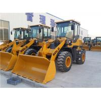 Buy cheap SDLG wheel loader LG918 Yuchai engine with 1 , 8 tons loading capacity product