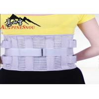 Buy cheap High Waist Support Belt With High Elastic Fish Silk Cloth And Steel Plates from wholesalers