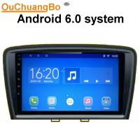 Buy cheap Ouchuangbo car radio multi media android 6.0 for Faw D60 with 3g wifi BT SWC gps navi 1080P Video from wholesalers