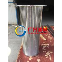 Buy cheap wedge wire reverse rolled screens from wholesalers