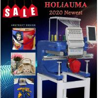 Buy cheap Wholesale Price computer fortever single head machine embroidery patterns for bed sheet,cap, flat,T- shirt from wholesalers