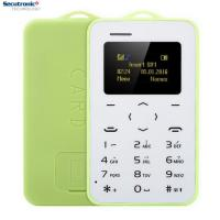 Buy cheap Ultra Thin Very Small Mobile Phone Setro M5 Credit Card Sized With MP3 Player from wholesalers