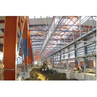 Buy cheap Multifunctional Prefabricated Industrial Steel Buildings With Complete Matching Machines from wholesalers