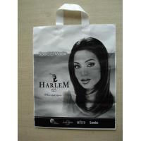 Buy cheap Handle Plastic Bags Lady Image , Custom Image for Shopping from wholesalers