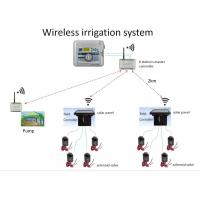Buy cheap 433MHz Wireless solenoid valve controller, pulse output controller, Wireless irrigation system from wholesalers